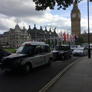 Voyage Londres 2017