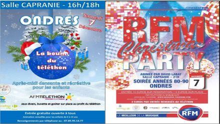 Flyer Téléthon APE