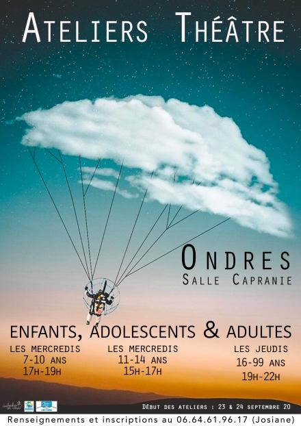 Affiche théâtre 20-21